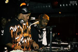 DJ Dez and Guilty Simpson by GustavBAD