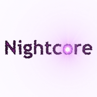 Nightcore Logo by pavelstrobl