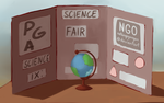 PGA Science Assignment 9: Science Fair by nothingsgoingon