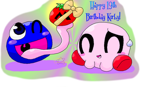 Kirby's 19th Birthday by Chenanigans