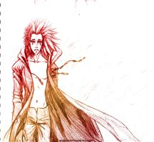 Axel: not a saint by angichan