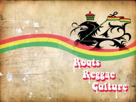 Roots Reggae Culture by n3yc