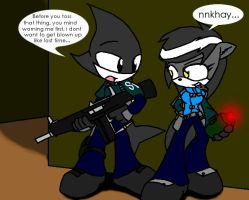 Mobian SWAT team by Sandwich-Anomaly