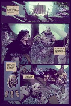 A Prophecy's Fruition pg.1 by JeffStokely