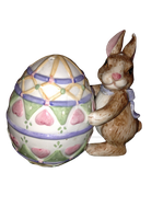 Easter Rabbit 3 Png by Irisustockimages