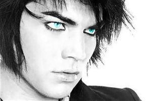 Adam Lambert Ice Eyes by xXLifexDeniedXx