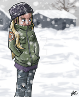 It's getting cold by Daniel-McCloskey