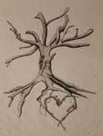 Heart Tree by AkyriaJ