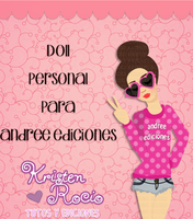 Doll personal para andree ediciones+Avatar Gif by RoohEditions