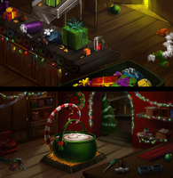 Aywas - Christmas Images by elz-art