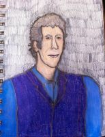Peter Capaldi Portrait 2 by recartist5469
