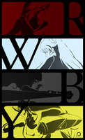 RWBY by J13Productions