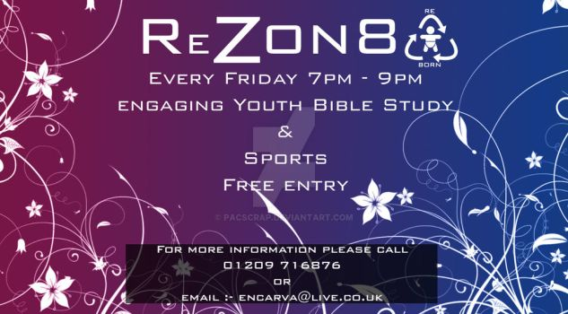 Rezon8 promo Logo right by pacscrap