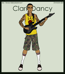 Commission - Clark Dancy by Femmes-Fatales