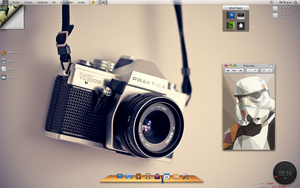 Tema para Windows 7 Camara by 117fausto