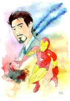 The Iron Man by Konstance