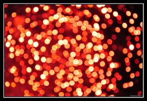 Red Bokeh by Naudi