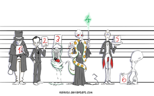 Fan-usual suspects by Saisoto