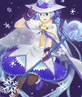 Snow Miku 2014 by masan5320
