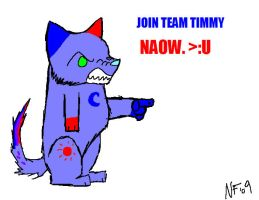 Join Team Timmy by Lucky-Puppy