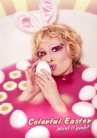 Colorful Easter by tvds