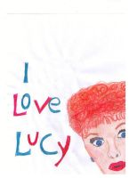 I love lucy by Muffinlover411