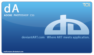 DevArt PhotoShop Splash Screen by Markomann