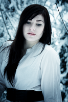Winter Portrait VI by KasperGustavsson