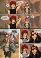 Keep Running D.D FANcomic 16 by Kaisel