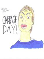GARBAGE DAY by LittleGreenGamer
