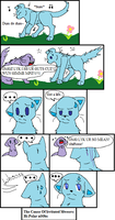 n00bs eew - Mweor comic by xBadgerclaw