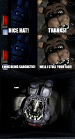 Faceless Bonnie's secret by DjPavlusha
