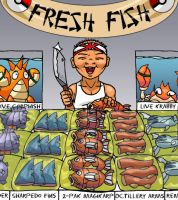 Fresh Fish by Red-Flare