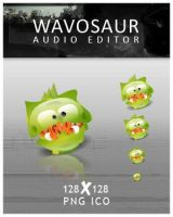 Wavosaur by mar1an0