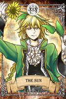 PH Tarot - The Sun by HatoriKumiko