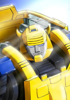 Classics Bumblebee by botmaster2005