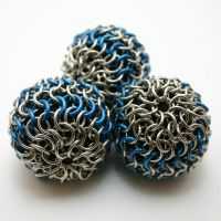 Juggling Balls - Set of Blue by Utopia-Armoury