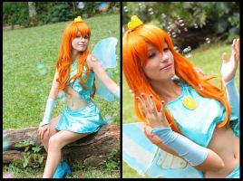 Bloom - Winx Club Cosplay S2 by MishiroMirage