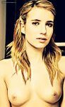 Emma Roberts (Nude) (Fake) by thephoenixprod