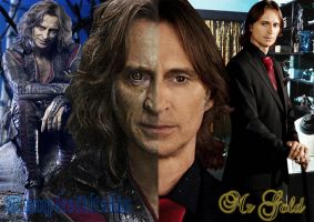 Rumplestiltskin/Mr. Gold wallpaper by weskerfreak105