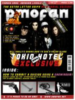 Emofans Tabloid Cover by nonlin3