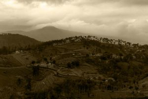 Rural Curve by ilhaman