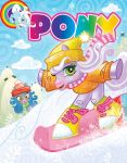 Pony club winter issue by darkodordevic