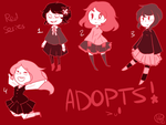 Color Adopts: Red by m5w