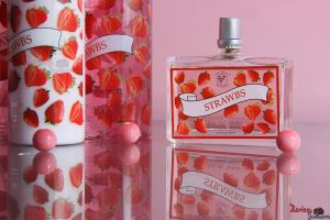 strawberry body collection by yesmeena
