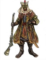 Janissary by TheLivingShadow