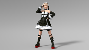 Marie Rose001 by maro03363