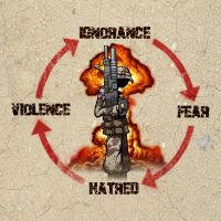 Cycle of Violence by juliangibson