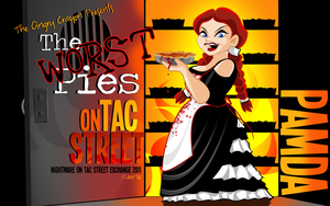 The Worst Pies on TAC Street by jenn-y
