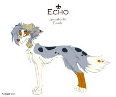 Echo Sheet by Kahvie